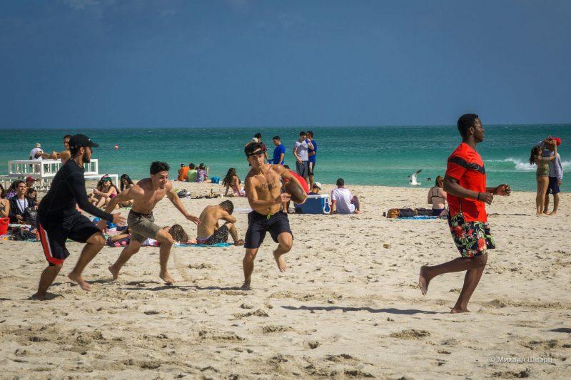 Первые впечатления о Майами Бич 4