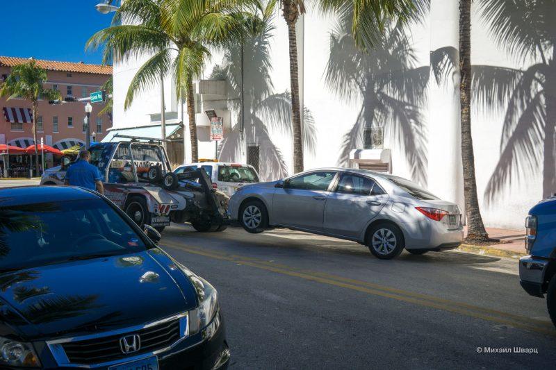 Первые впечатления о Майами Бич 26