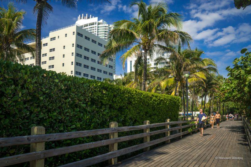 Пляжи Майами-Бич, Маленькая Гавана и остров Ки Бискейн 9