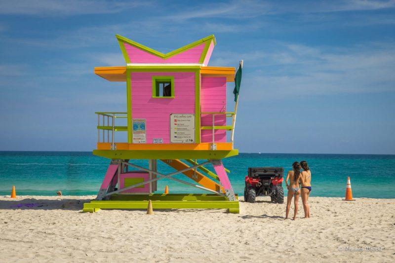 Пляжи Майами-Бич, Маленькая Гавана и остров Ки Бискейн 10