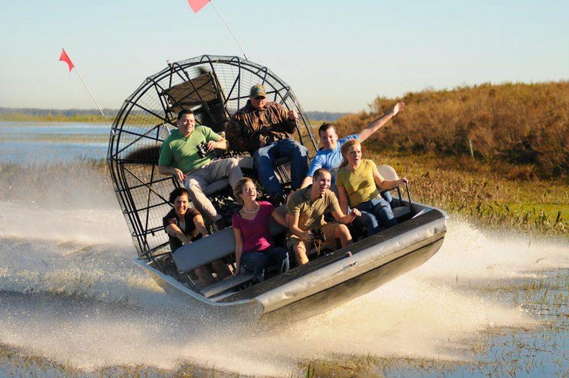 Национальный парк Эверглейдс (Everglades)