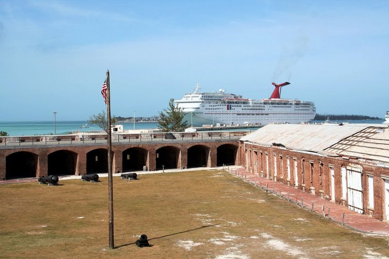 Форт Закари Тейлор (Fort Zachary Taylor)