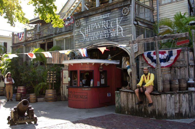 Музей кораблекрушений (Key West Shipwreck Museum)