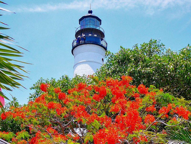 Маяк Ки-Уэст (Key West lighthouse)