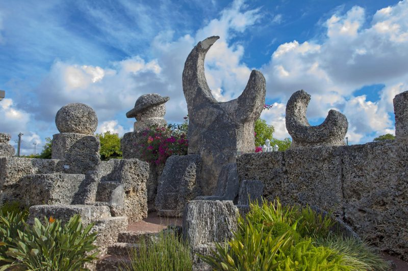 Коралловый замок (Coral Castle)