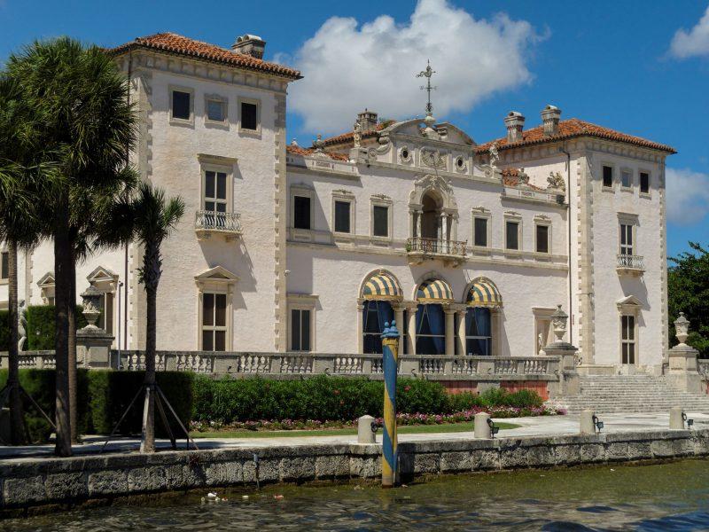 Вилла Вискайя (Villa Vizcaya)