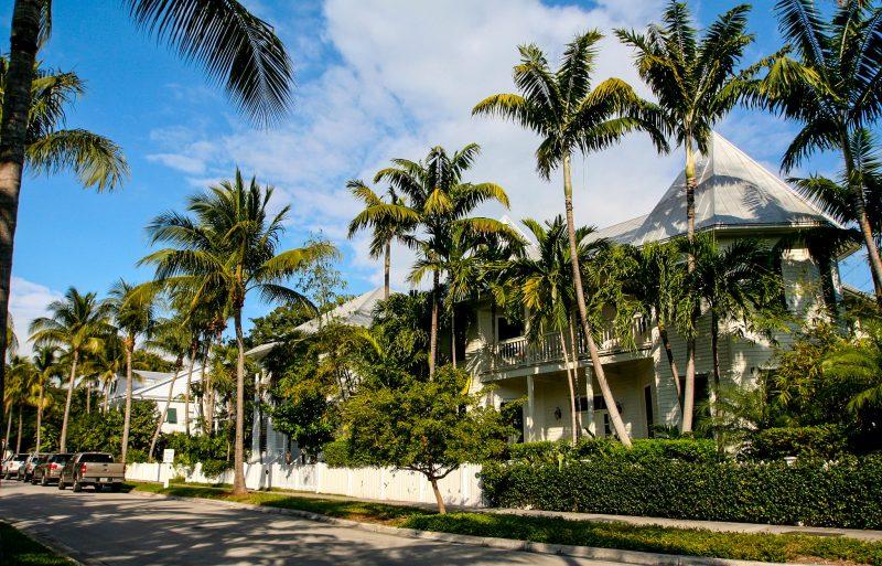 Ки-Уэст – город-остров во Флориде
