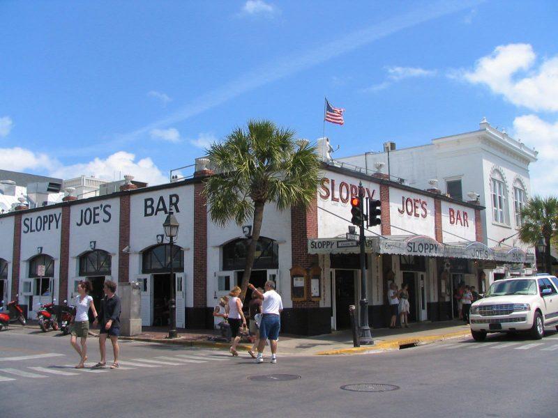 Бар Слоппи-Джо (Sloppy Joe's Bar)