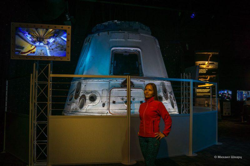 Kennedy Space Center и берем новую машину в Орландо. 4