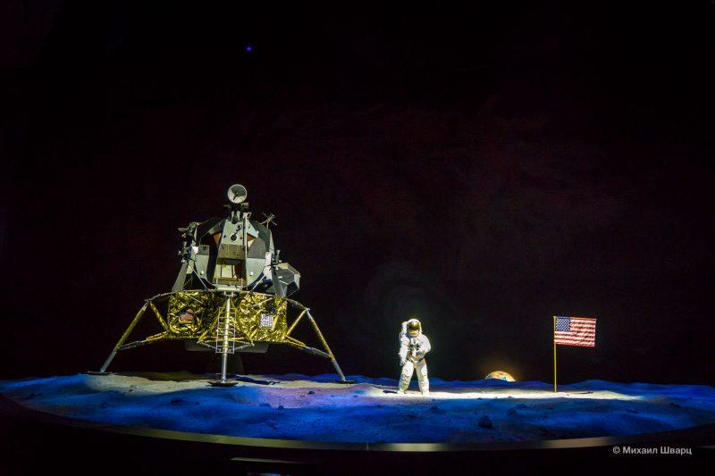 Kennedy Space Center и берем новую машину в Орландо. 10