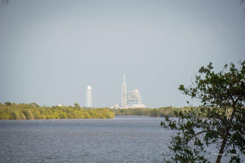 Kennedy Space Center и берем новую машину в Орландо. 11