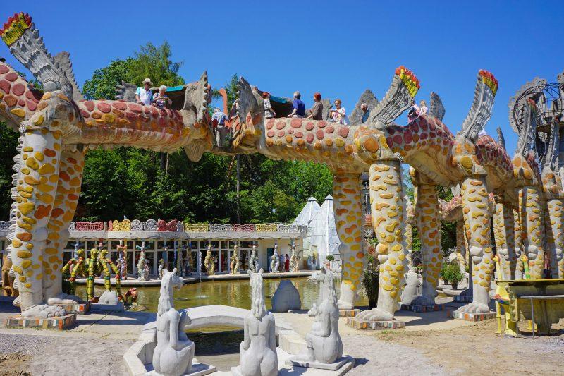 Парк скульптур Бруно Вебера