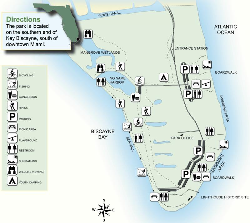 Пляжи Майами-Бич, Маленькая Гавана и остров Ки Бискейн 47