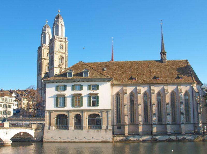 Вассеркирхе (Wasserkirche)
