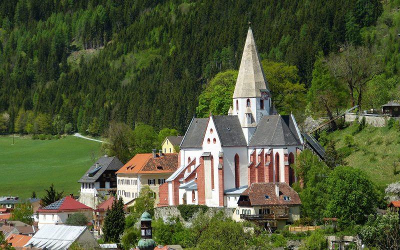 Приходская церковь Мурау