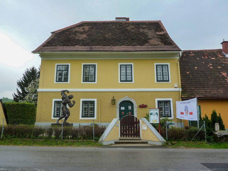 Дом семьи Шварценеггера