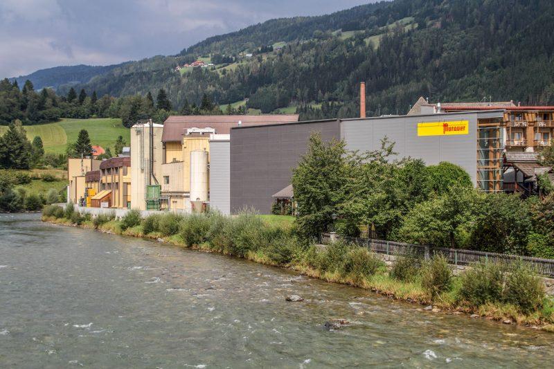 Пивоваренный завод Murau