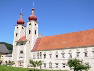 Аббатство Святого Ламбрехта