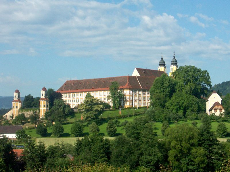 Замок Штайнц (Schloss Stainz)