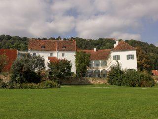 Замок Хартберг