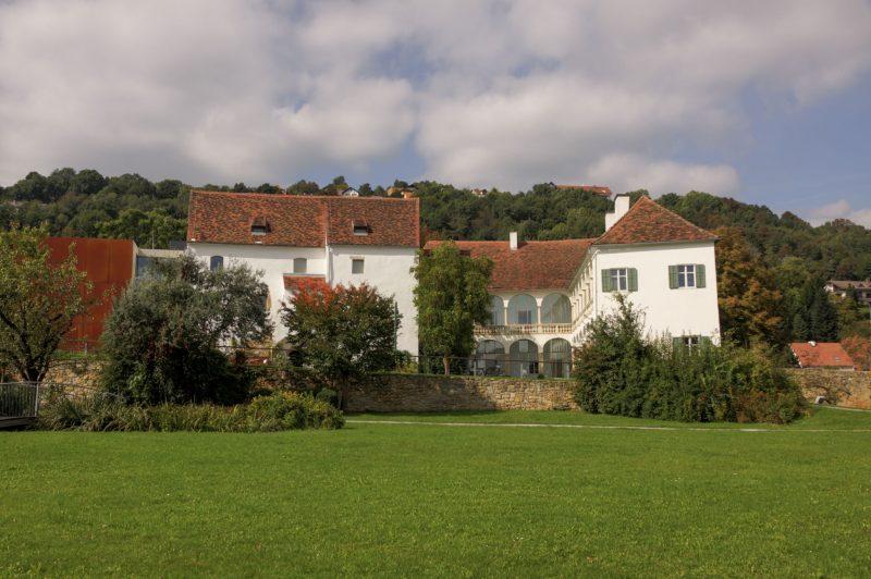 Замок Хартберг (Schloss Hartberg)