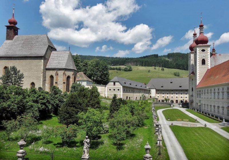 Аббатство Святого Ламбрехта (Stift St. Lambrecht)