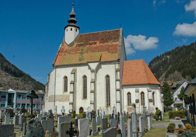 Церковь Святой Анны (Annakirche)