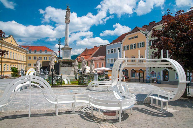 Площадь Шиллерплац (Schillerplatz)