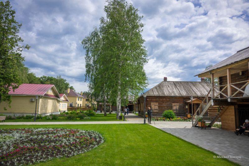Музей-усадьба Чайковского в Воткинске 1