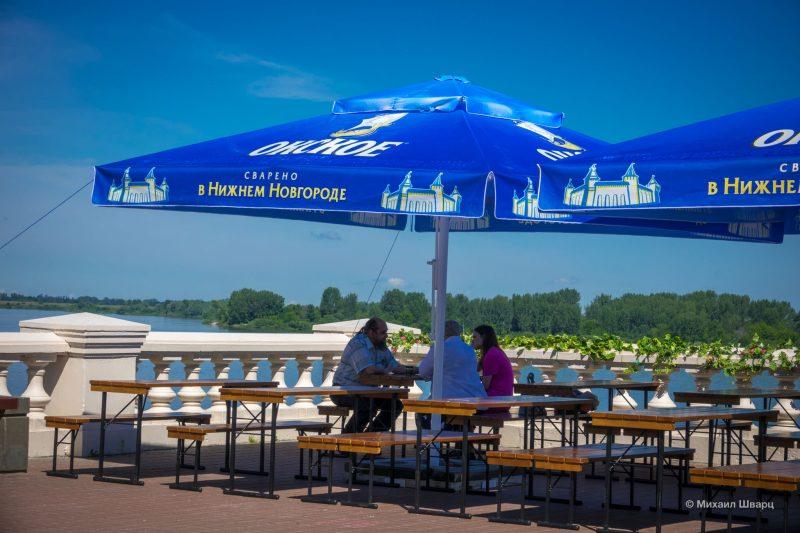 Прогулка по Нижнему Новгороду 2