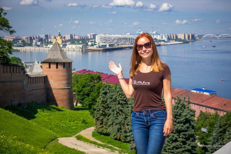 Прогулка по Нижнему Новгороду 3