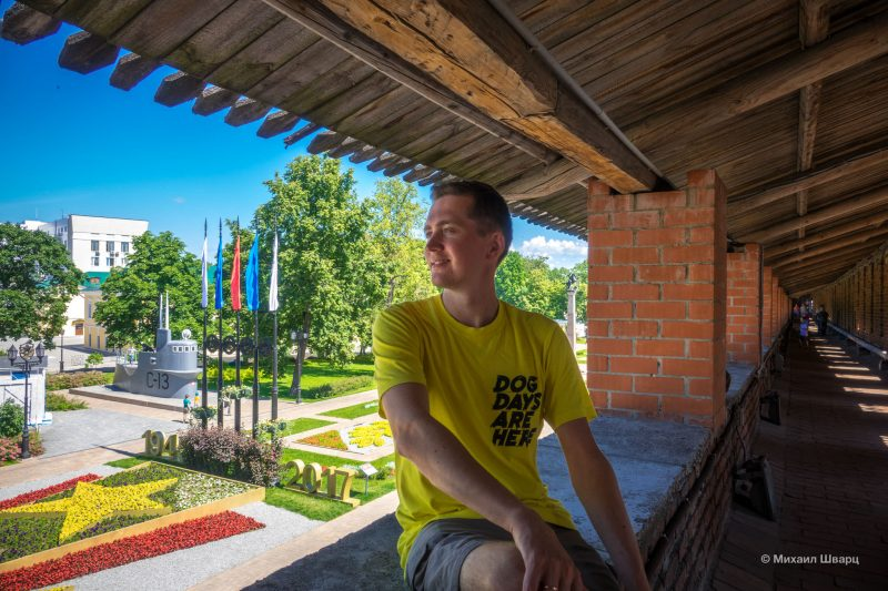 Прогулка по Нижнему Новгороду 4