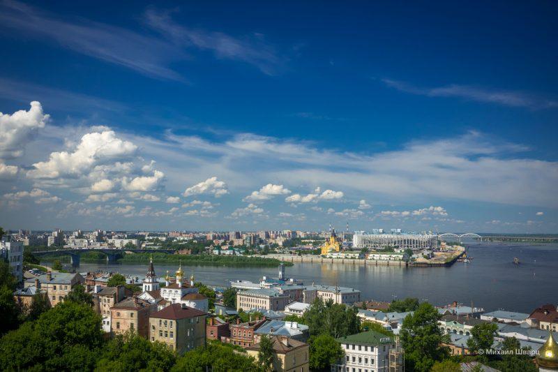 Прогулка по Нижнему Новгороду 5