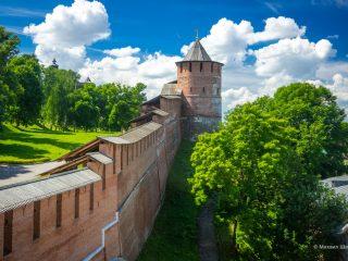 Прогулка по Нижнему Новгороду