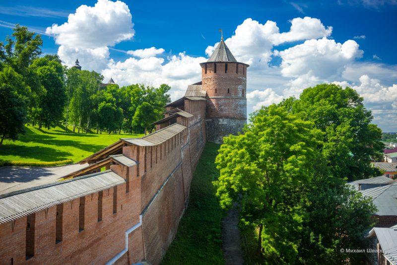 Прогулка по Нижнему Новгороду 7