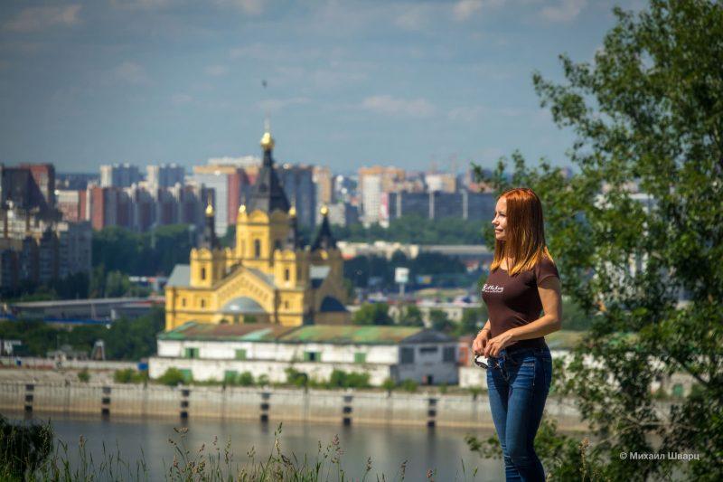 Прогулка по Нижнему Новгороду 8