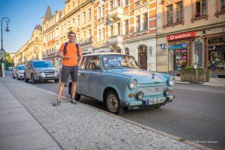 Из Москвы в Прагу на машине