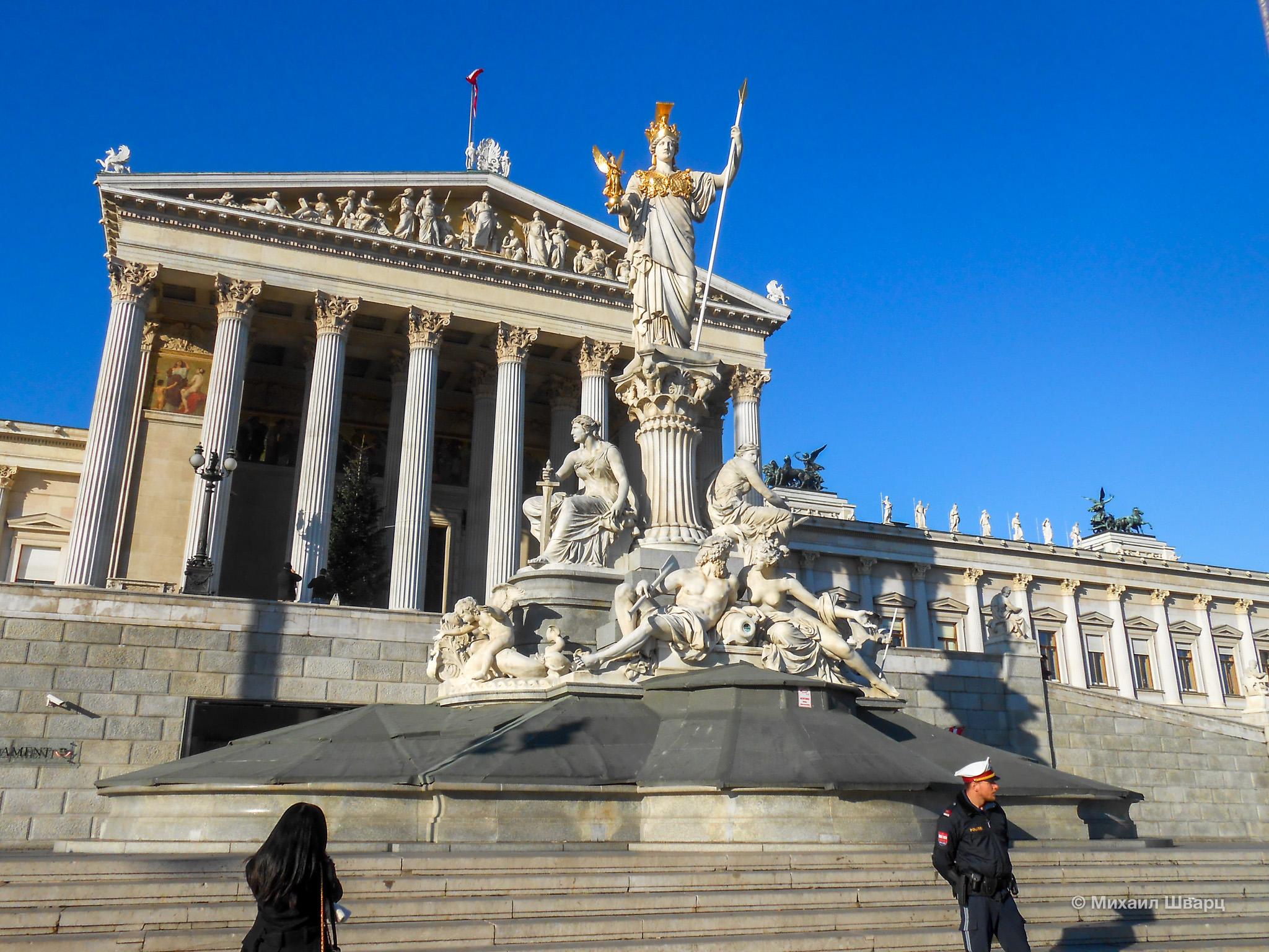 Обои австрия, Вена, красота, здание. Города foto 8
