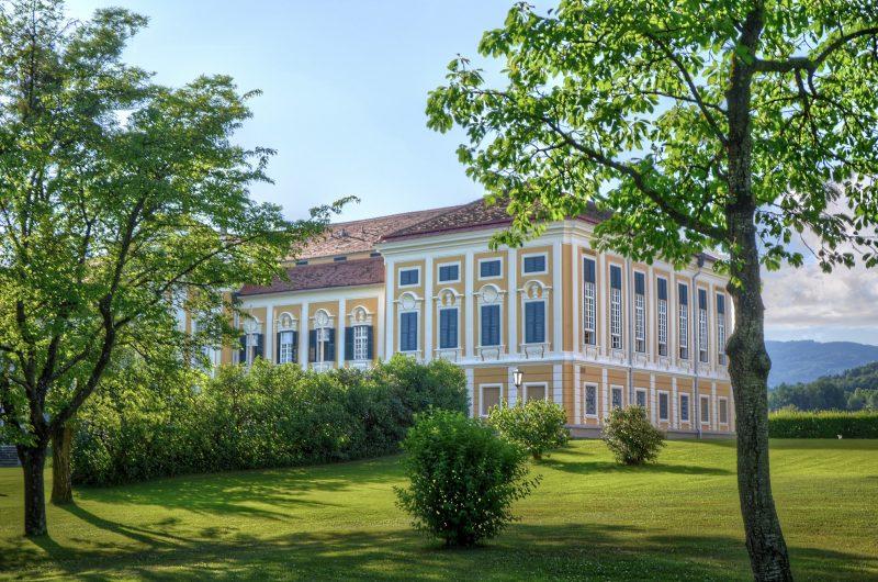 Дворец Шилляйтен (Schloss Schielleiten)
