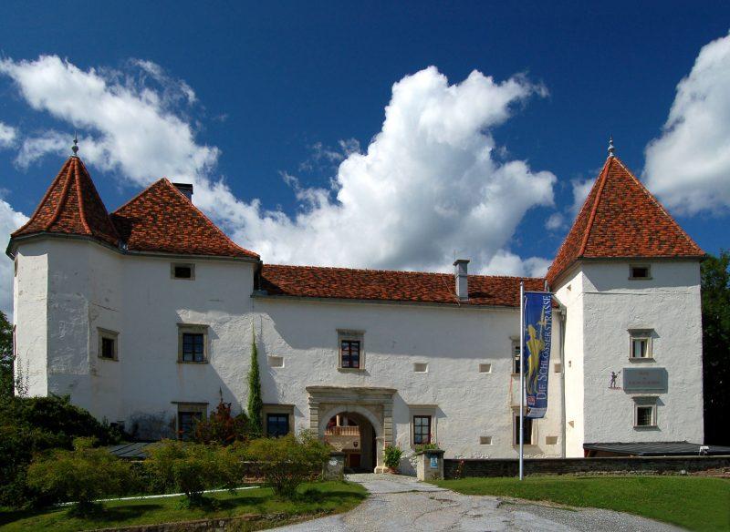 Замок Штубенберг (Schloss Stubenberg)