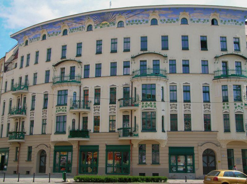 Дом № 5 по улице Болеслава Пруса