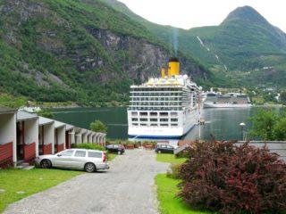 Как бронировать кемпинги в Норвегии