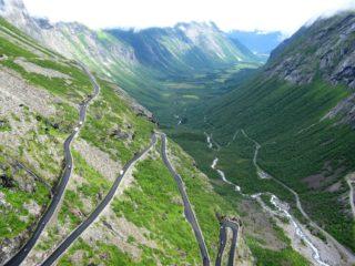 Платные и бесплатные дороги Норвегии
