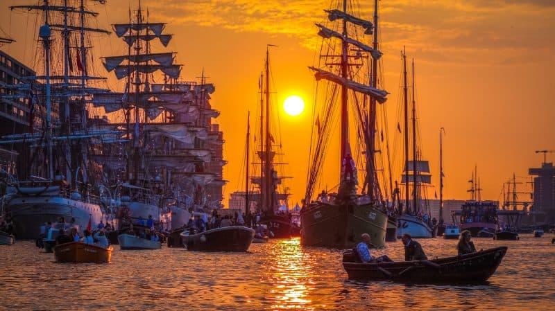 Праздник Паруса Амстердама (Sail Amsterdam)