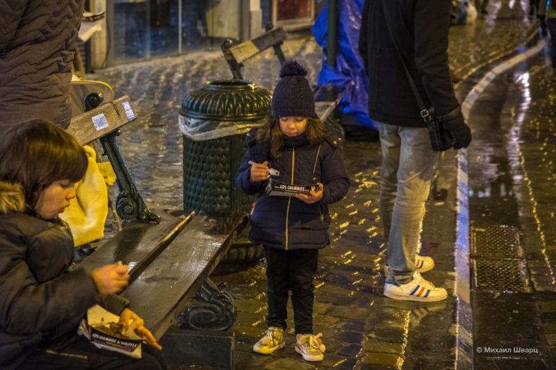Прогулка по рождественскому Брюсселю 2