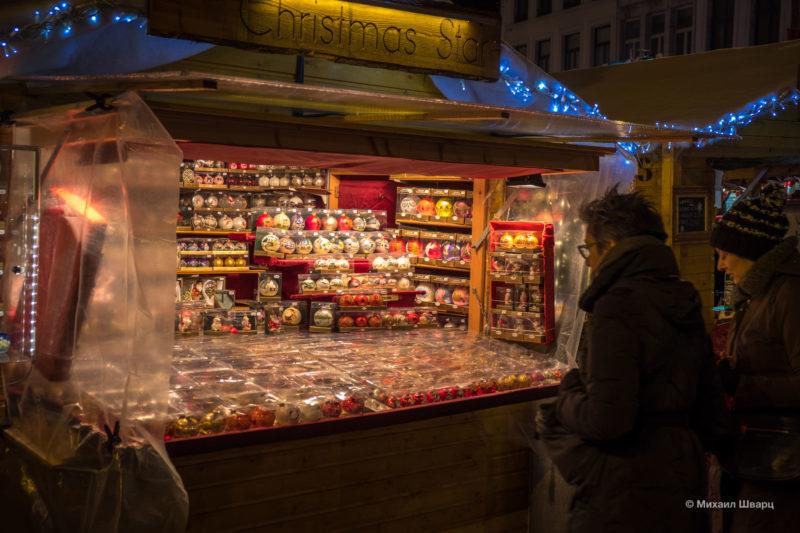 Прогулка по рождественскому Брюсселю 5