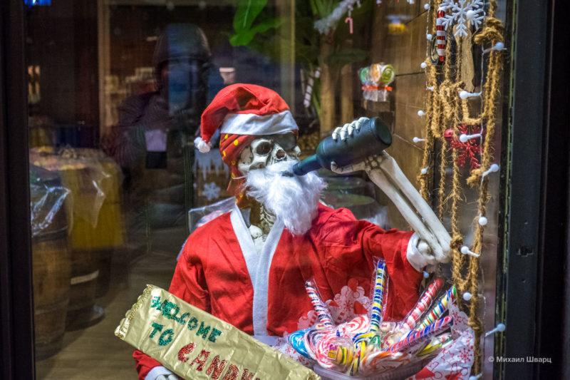 Прогулка по рождественскому Брюсселю 38