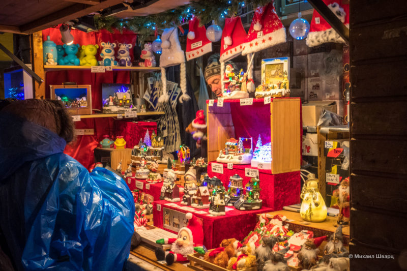 Прогулка по рождественскому Брюсселю 35