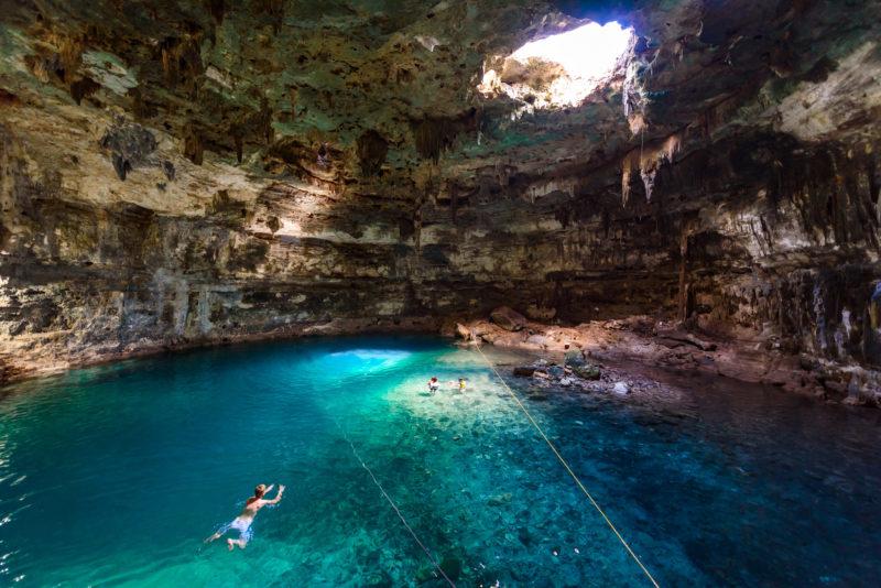 Cenote Samula Dzitnup