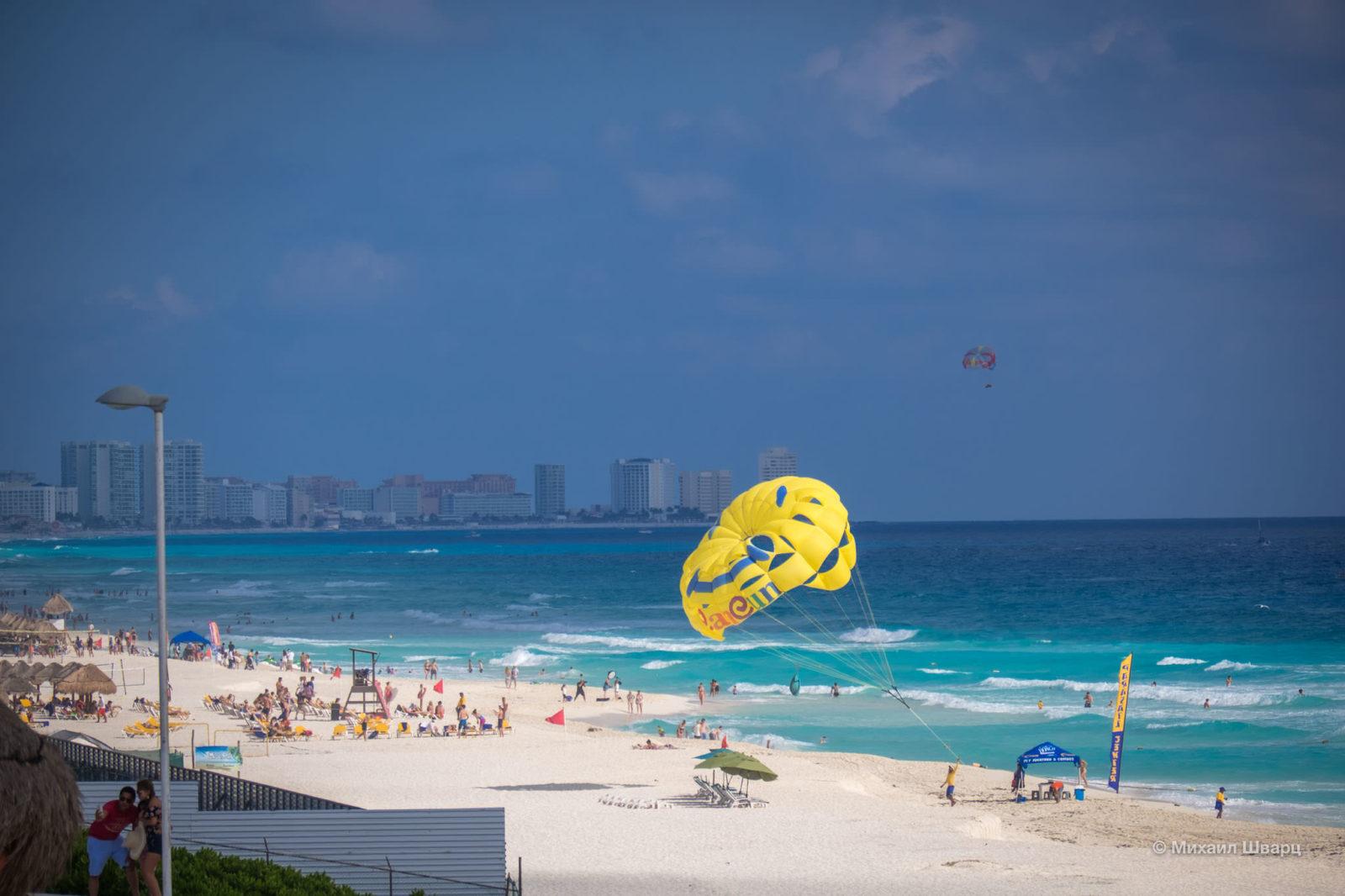 Пляж как в Майами